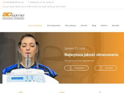 Tomografia komputerowa Katowice