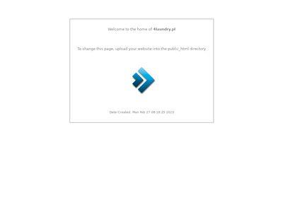 Wyposażenie pralni | 4laundry