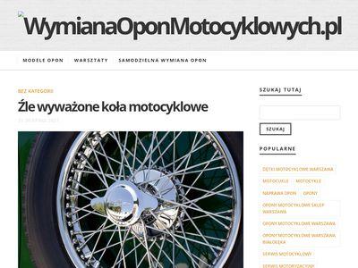 Wymianaoponmotocyklowych.pl