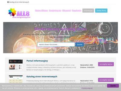 All8.pl katalog stron