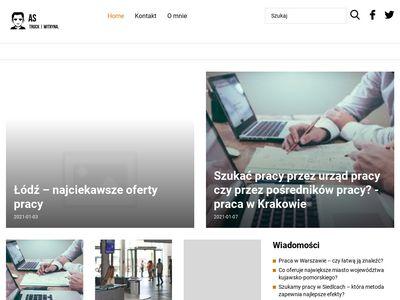 www.as-truck.com.pl sprzedaż części samochodowych