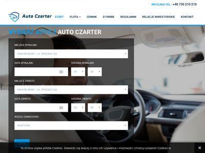 Wypożyczalnia samochodów Rzeszów cennik