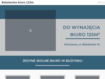 Biuro do wynajęcia Warszawa