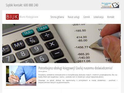 Biuro rachunkowe Wieliczka