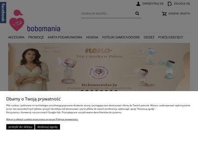Bobo-mania - butelki avent