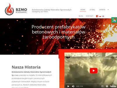 http://bzmo.com.pl : surowce ceramiczne