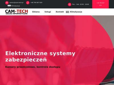 Usługi Informatyczne Cam-Tech