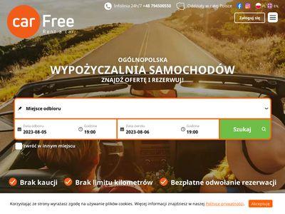 Warszawa - wynajem samochodu