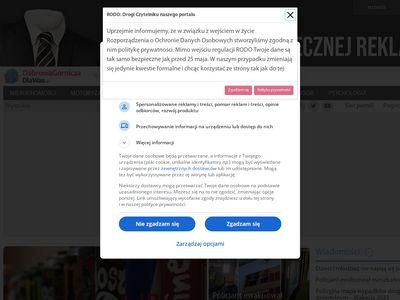 Dąbrowa Górnicza wiadomości