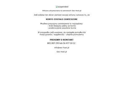 Narzędzia dla webmastera