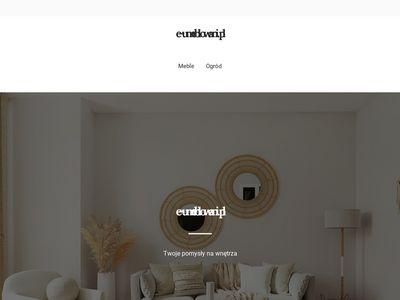 E-umeblowani - Projekty Kuchni i Szaf - Znajdź lub Zamów Wymarzony Projekt kuchni
