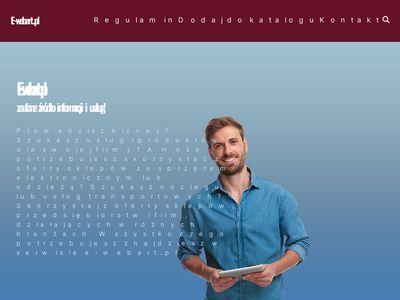 E-webart.pl Wielobranżowa Witryna
