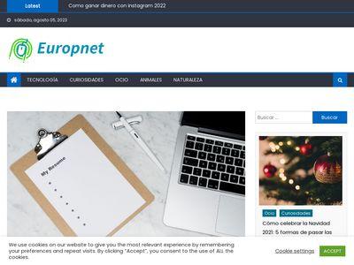 Europnet - Maquinaria de inyección usada