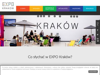 Centrum konferencyjne Kraków