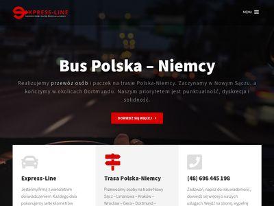przewóz osób polska niemcy