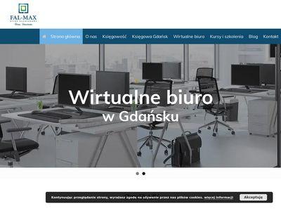 Fal-max | Biuro rachunkowe Gdańsk-Chełm, księgowość Gdańsk, Trójmiasto