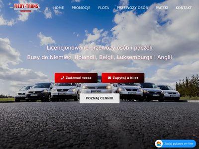 Transport Niemcy Polska