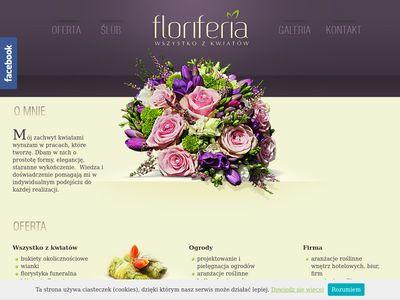 Floriferia.pl - Wszystko z Kwiatów