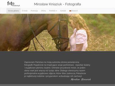 Fotografia ślubna Zielona Góra