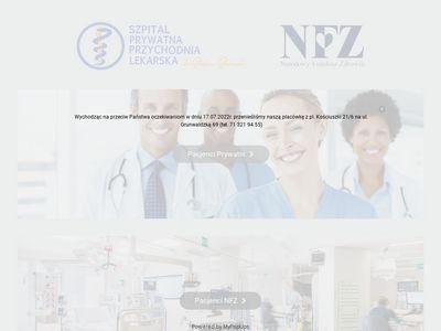 Kardiolog, Dermatolog NFZ Wrocław | Przychodnia lekarska