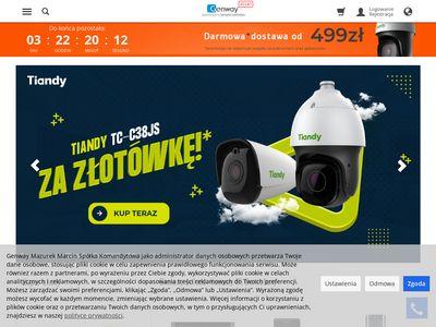 Genway - wideodomofony dla firm