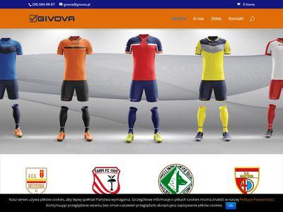 Givova - odzież piłkarska