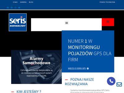 Monitoring i lokalizacja GPS pojazdów