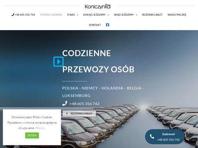 Transport Polska Holandia
