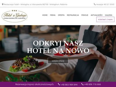Hotel Radom:: U Grubego