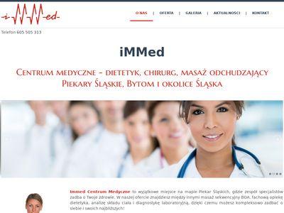 Immed - dietetyk piekary, chirurg piekary