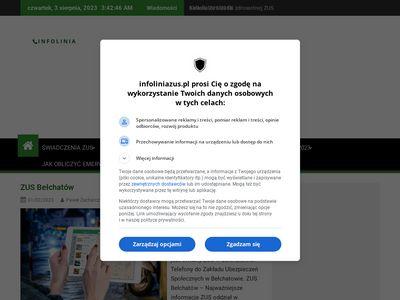 INFOLINIAZUS.PL