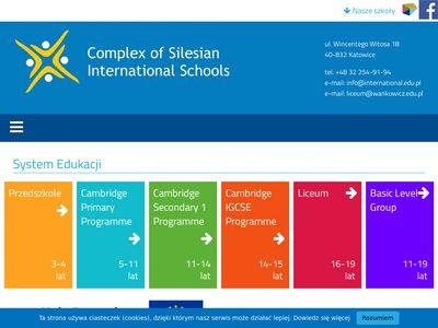 Szkoła międzynarodowa