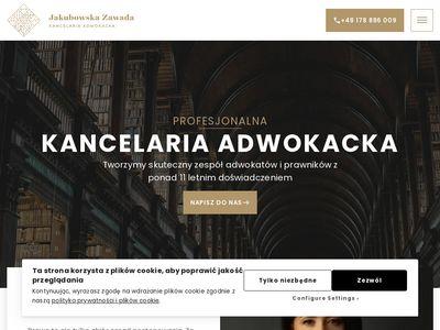 Kancelaria adwokacka Rzeszów