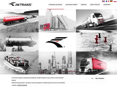 JM Trans Transport ponadgabarytowy