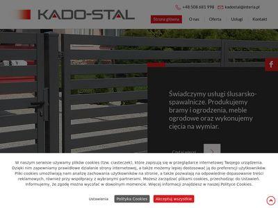 KADO-STAL sprzedaż produktów hutniczych