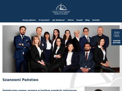 Kancelaria Prawna Tarnowskie Góry - obsługa prawna firm
