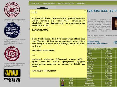Kantor24.krakow.pl