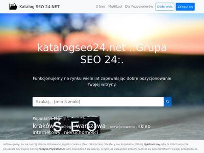 Katalog SEO 24.NET - .:Grupa SEO 24:.