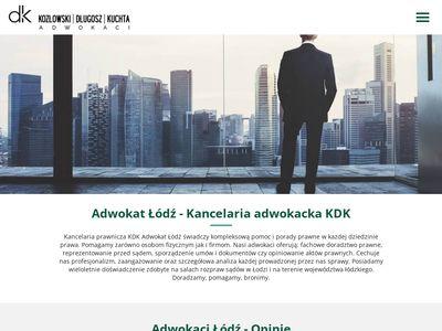 KDK Adwokat Łódź