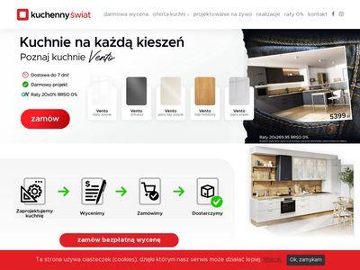 Meble do kuchni na zamówienie Warszawa