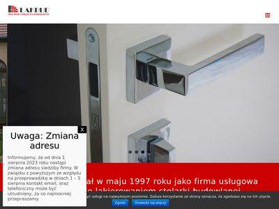 LAKBUD Bramy garażowe Wrocław