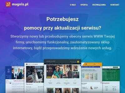 Tania strona internetowa
