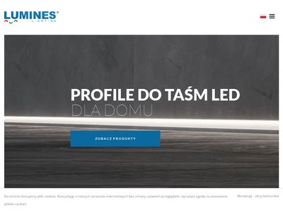 Profile do taśm LED | Lumines Lighting