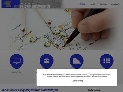 projekty budowlane Grodzisk Mazowiecki