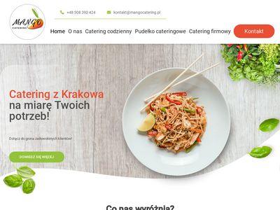 Catering dla firm Łódź