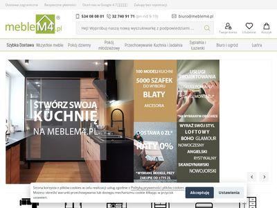 MebleM4.pl - Internetowy Salon Meblowy Meble M4