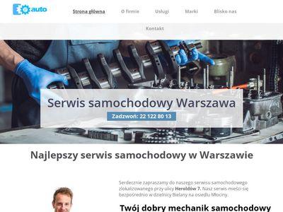 Mechanik Warszawa