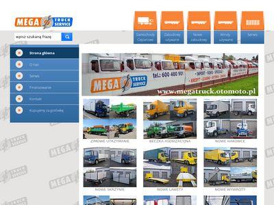 Truck-Servis import samochodów dostawczych
