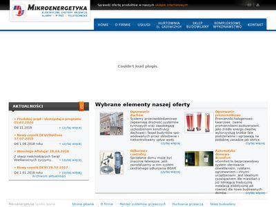Mikroenergetyka.com.pl - ogrzewanie elektryczne podłogowe