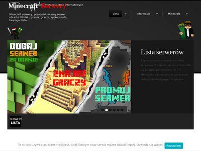 Servery minecraft